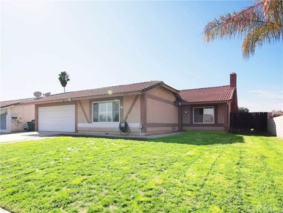 12777 Lateen Drive, Moreno Valley, CA 92553 - MLS#: RS19032459
