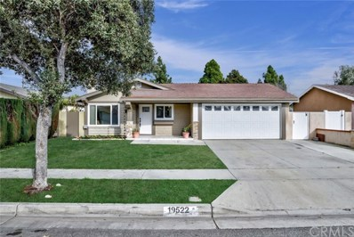 19522 Fagan Way, Cerritos, CA 90703 - MLS#: RS19040294