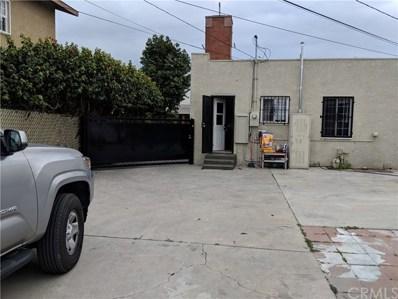 711 E South Street, Long Beach, CA 90805 - MLS#: RS19047445