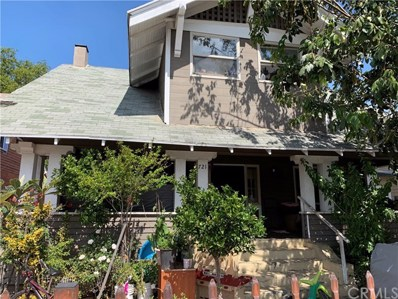 721 W 41st Place, Los Angeles, CA 90037 - MLS#: RS19064799
