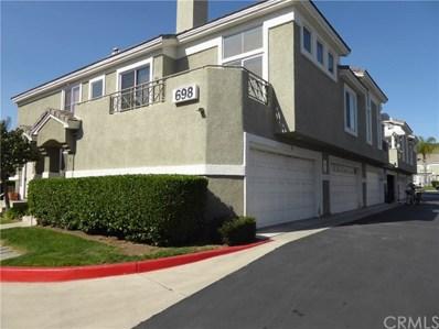 698 Azure Lane UNIT 6, Corona, CA 92879 - MLS#: RS19076104