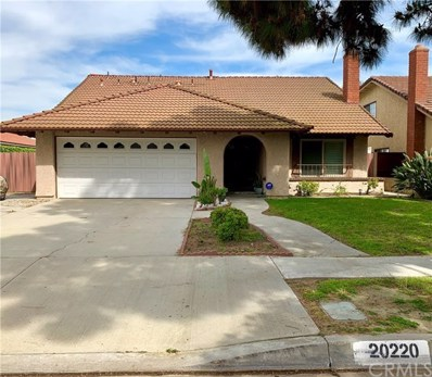 20220 Avenida Barcelona, Cerritos, CA 90703 - MLS#: RS19079735