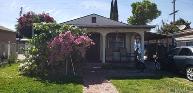 1271 S Marianna Avenue, Los Angeles, CA 90023 - MLS#: RS19086769