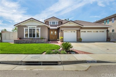 12701 Bridgewater Drive, Eastvale, CA 92880 - MLS#: RS19088818