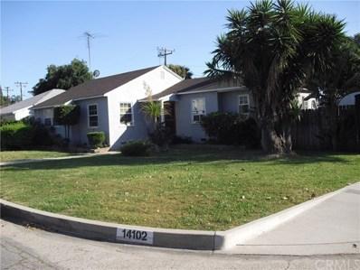 14102 High Street, Whittier, CA 90605 - MLS#: RS19091611