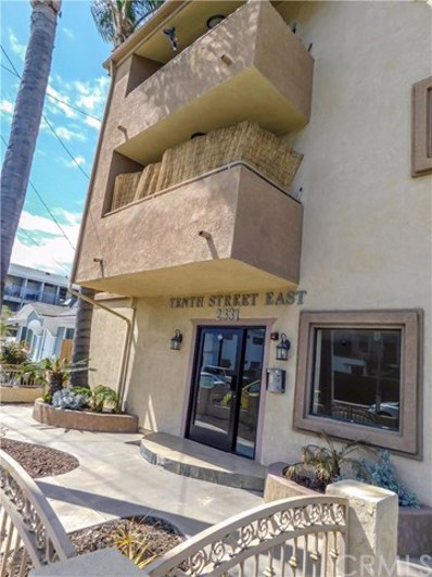 2331 E 10th Street UNIT 204, Long Beach, CA 90804 - MLS#: RS19100187