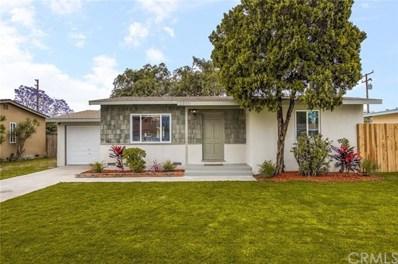 2330 W La Verne Avenue, Santa Ana, CA 92704 - MLS#: RS19102810