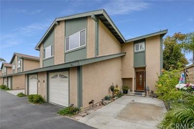 5485 Villa Way UNIT 36, Cypress, CA 90630 - MLS#: RS19112981