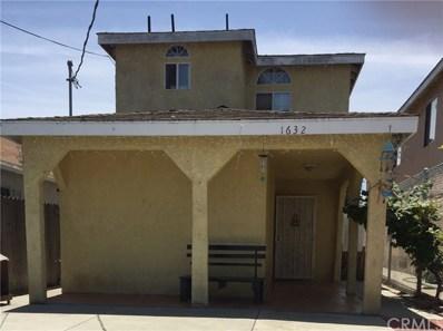 1632 E 112th Street, Los Angeles, CA 90059 - MLS#: RS19137946