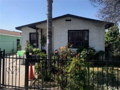 322 W Reeve Street, Compton, CA 90220 - MLS#: RS19138048