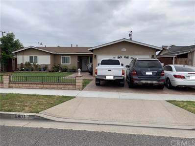 8801 Lanett Street, Cypress, CA 90630 - MLS#: RS19145372