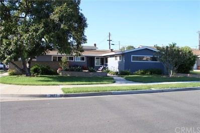 2677 W Shadow Lane, Anaheim, CA 92801 - MLS#: RS19161423