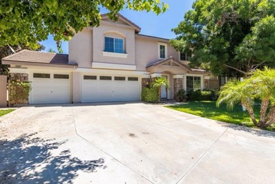 3207 Stargate Circle, Corona, CA 92882 - MLS#: RS19164365