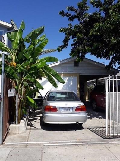 10956 Wilmington Avenue, Los Angeles, CA 90059 - MLS#: RS19167711