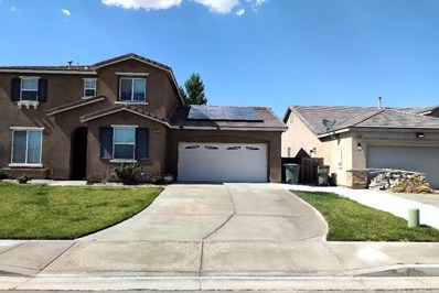 3027 Erica Avenue, Rosamond, CA 93560 - MLS#: RS19179945