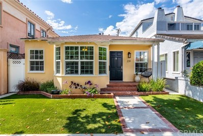 231 The Toledo, Long Beach, CA 90803 - MLS#: RS19188138