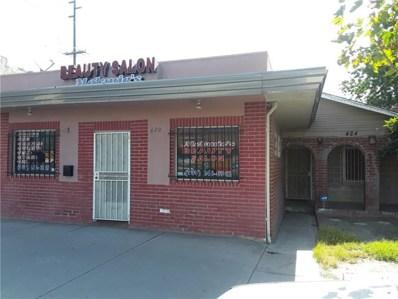 424 S 8th Street, Colton, CA 92324 - MLS#: RS19208303