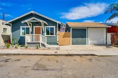 1508 Hile Avenue, Long Beach, CA 90804 - MLS#: RS19215787