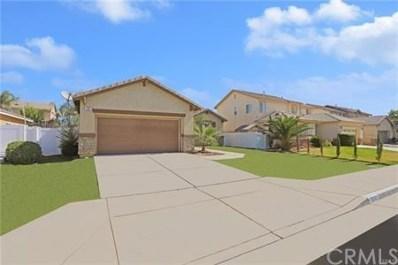 276 Sparkler Lane, Perris, CA 92571 - MLS#: RS19220097