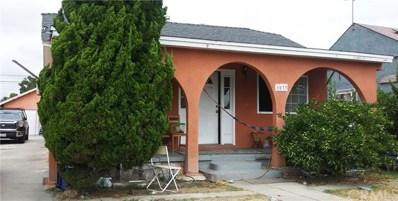 1033 W 74th Street, Los Angeles, CA 90044 - MLS#: RS19230734