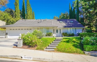 19650 Pine Valley Avenue, Northridge, CA 91326 - MLS#: RS19250065