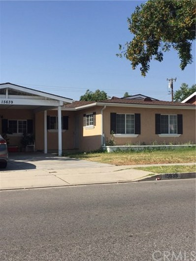 15639 Maple Grove Street, La Puente, CA 91744 - MLS#: RS19265980