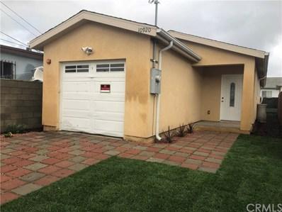 10920 Compton Avenue, Los Angeles, CA 90059 - MLS#: RS19271888