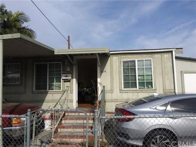 6665 LONG BEACH Boulevard UNIT B19, Long Beach, CA 90805 - MLS#: RS19280542