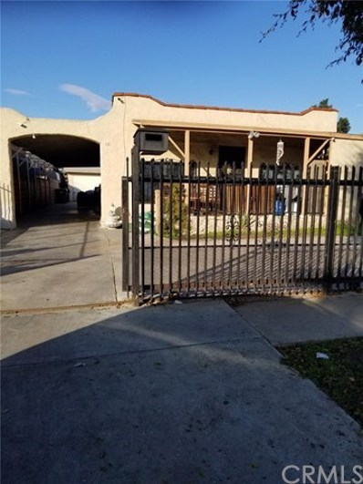 641 E 95th Street, Los Angeles, CA 90002 - MLS#: RS20000993