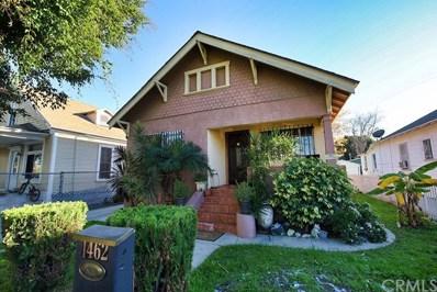 1462 E 47th Street, Los Angeles, CA 90011 - MLS#: RS20007081