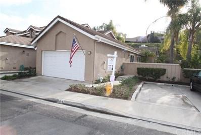 864 S Sapphire Lane, Anaheim Hills, CA 92807 - MLS#: RS20011572