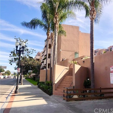 450 E 4th Street UNIT 208, Santa Ana, CA 92701 - MLS#: RS20014683