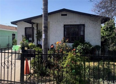 322 W Reeve Street, Compton, CA 90220 - MLS#: RS20063405