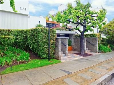 1133 24th Street UNIT 10, Santa Monica, CA 90403 - MLS#: RS20115006