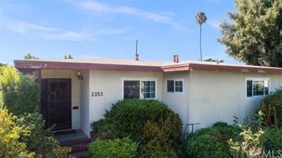 2353 Palo Verde Avenue, Long Beach, CA 90815 - MLS#: RS20178624