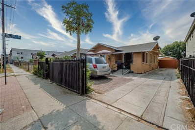 430 E 59th Place, Los Angeles, CA 90003 - MLS#: RS20192580