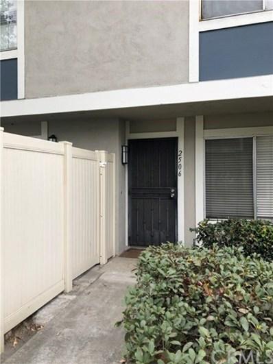 2506 S Laurelwood UNIT 134, Santa Ana, CA 92704 - MLS#: RS20212401