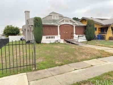 4239 Halldale Avenue, Los Angeles, CA 90062 - MLS#: RS21019174