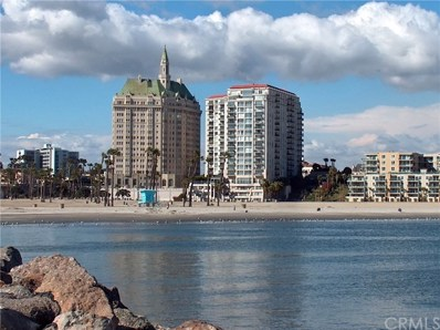 850 E Ocean Boulevard UNIT 1603, Long Beach, CA 90802 - MLS#: RS21024318