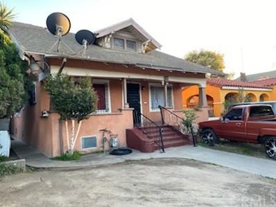 708 E 51st Street, Los Angeles, CA 90011 - MLS#: RS21049267