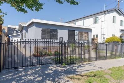 6319 S Hoover Street, Los Angeles, CA 90044 - MLS#: RS21051892