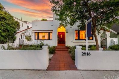 2816 E 3rd Street, Long Beach, CA 90814 - MLS#: RS21095763