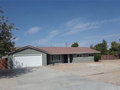 13686 Kiowa Road, Apple Valley, CA 92308 - MLS#: RS21113966