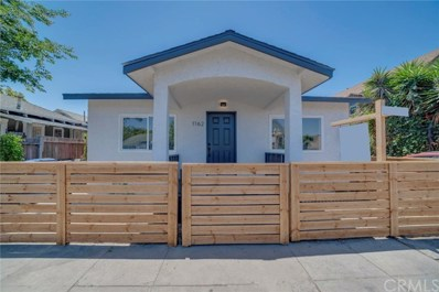 1162 W 39th Place, Los Angeles, CA 90037 - MLS#: RS21118399