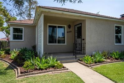 4260 Gardenia Avenue, Long Beach, CA 90807 - MLS#: RS21183871