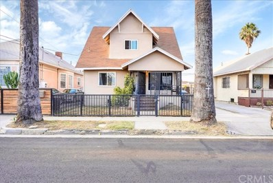 537 W 58th Street, Los Angeles, CA 90037 - MLS#: RS21195902