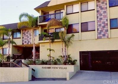 741 W 24th Street UNIT 19, San Pedro, CA 90731 - MLS#: SB16765716