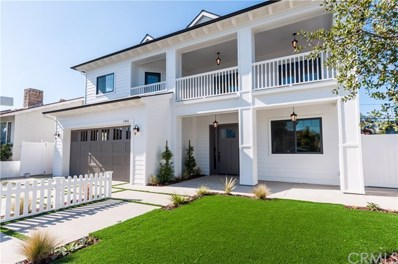 1401 Lynngrove Drive, Manhattan Beach, CA 90266 - MLS#: SB17035435