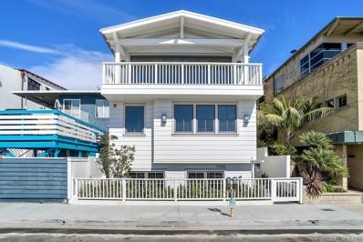 2824 Hermosa Avenue, Hermosa Beach, CA 90254 - MLS#: SB17058726
