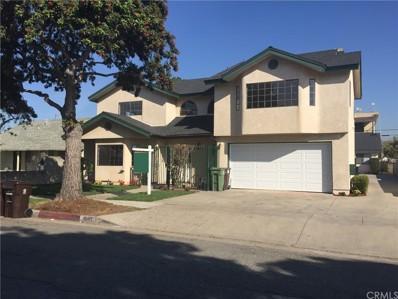 4861 W 119th Street, Hawthorne, CA 90250 - MLS#: SB17060490